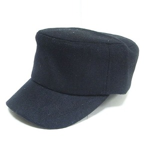 Hip Hop Cap(ヒップホップキャップ) K(ブラック) - 拡大画像