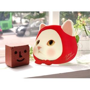 JETOY(ジェトイ) 顔型マウスパッド/赤ずきん