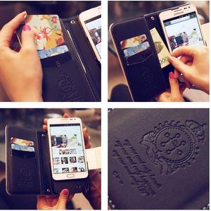 MrH(ミスターエイチ)スマホウォレットケース/ボーイ&ガール(ガール)iphoneX/XS