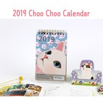 2018年10月から使用可能!JETOY(ジェトイ)2019卓上カレンダー