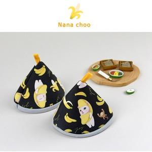 JETOY(ジェトイ) キッチン用ミニミトン /バナナ - 拡大画像