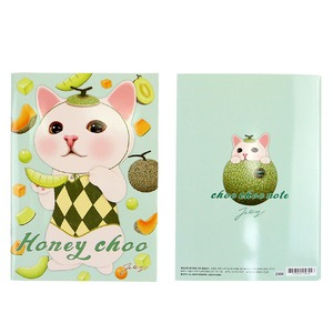 JETOY(ジェトイ) Choochoo ノート2 (メロン)2冊セット - 拡大画像