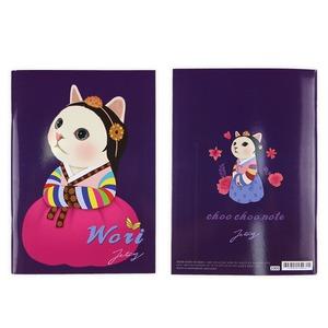 JETOY(ジェトイ) Choochoo ノート2 (ウォリ)2冊セット - 拡大画像