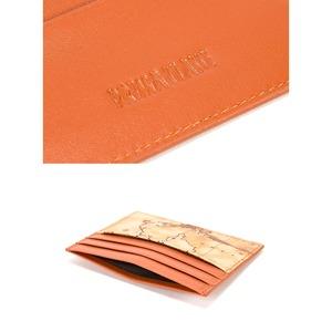 PRIMA CLASSE(プリマクラッセ)P-7708 スリム8枚収納カードケース (ブラウン)