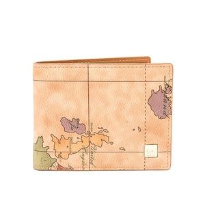 PRIMA CLASSE(プリマクラッセ) PSW5-1104 メンズ二つ折り財布(ブラウン) - 拡大画像