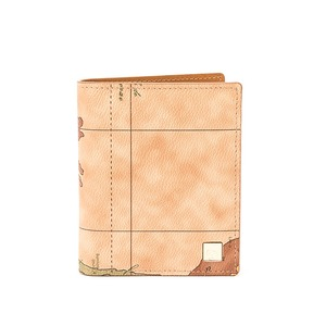 PRIMA CLASSE(プリマクラッセ) PSW5-1105 二つ折り財布(ブラウン) - 拡大画像