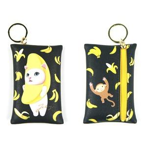 JETOY(ジェトイ) Choochoo カードドール(カードケース)Ver.2 /バナナ - 拡大画像