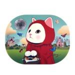 JETOY(ジェトイ) Choochooマウスパッド4 (赤ずきん)