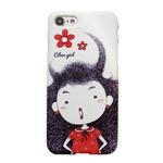 MrH(ミスターエイチ)タフスライドケース シビーガールレッド(iPhone8plus)
