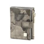 PRIMA CLASSE(プリマクラッセ)19W-4111 コンパクトな収納二つ折り財布/グレイ