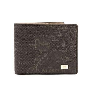 PRIMA CLASSE(プリマクラッセ)20W-6001 メンズ二つ折り財布/チョコレート - 拡大画像