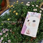 JETOY(ジェトイ)ChooChoo ミニダイアリー(無記入タイプ)ピンク