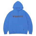 thisisneverthat(ディスイズネバーザット)TN20FHS014 ラジアルBフードジャージ/ブルー XL