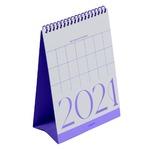 motemote(モトモト)2021年プランナー機能付卓上カレンダー