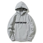 カバーナット(COVERNAT) CO2003HD06 ブクルクーパーフードトレーナー(パーカー)/グレイ S