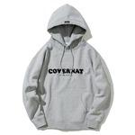 カバーナット(COVERNAT) CO2003HD06 ブクルクーパーフードトレーナー(パーカー)/グレイ XL