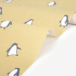 Dailylike(デイリーライク)429/ペンギンイエロー(C20)コットン100%生地(110×90cm)