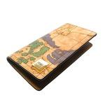 PRIMA CLASSE(プリマクラッセ) PSW5-1201 カード大容量16枚収納できるお札入れ/ブラウン