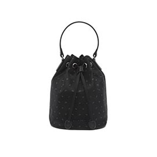 AGATHA(アガタ)AGT202-710 ヌーボ軽量バケットバッグ(巾着型2Wayバッグ)/ブラック