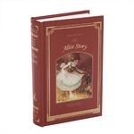 indigo(インディゴ)スケジュール帳としても使えるクラッシック日記帳(365日)/不思議の国のアリス