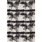 カーテン 【ブラック 100cm×135cm 1枚入】 日本製 遮光1級 形状記憶加工 洗える スミノエ Fleuve フルーヴ 『HOMENEXT』