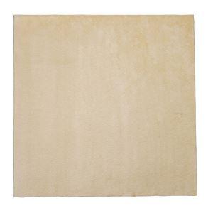 スミノエ ピタピタ吸着マット 30×30cm [10枚入] ベージュ - 拡大画像