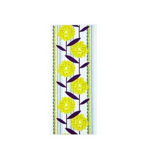 ウォールステッカー 【30cm×73cm】 日本製 ポリオフィレン製 ケイランサス 『デザインライフ』 〔リビング ダイニング〕 - 拡大画像