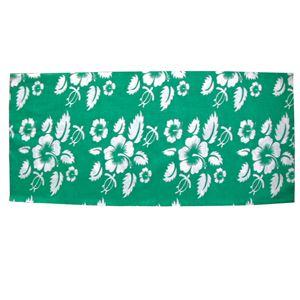 (まとめ)アーテック パイプバンダナ(伸びるバンダナ) 筒状 ポリエステル100% グリーン(緑) 【×30セット】 - 拡大画像