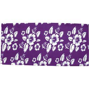 (まとめ)アーテック パイプバンダナ(伸びるバンダナ) 筒状 ポリエステル100% パープル(紫) 【×30セット】 - 拡大画像