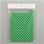 (まとめ)アーテック Artecブロック/カラーブロック 【基本四角】 100pcs ABS製 黄緑 【×5セット】