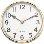 (まとめ)アーテック ビッグ丸型時計 【×40セット】