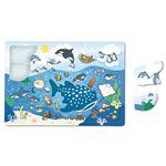 (まとめ)海のいきものパズル【×20セット】