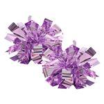 (まとめ)ハンドフリーチアポンポン 薄紫【×20セット】