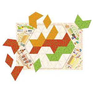 (まとめ)フルーツマーケットゲーム【×10セット】 - 拡大画像