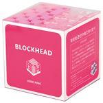 (まとめ)BLOCKHEAD ROSEPINK【×5セット】