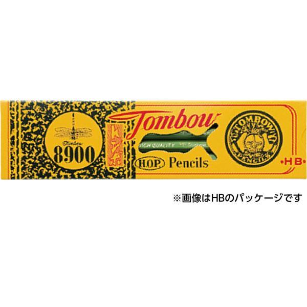 (まとめ)トンボ鉛筆 8900 2H 12本入り【×10セット】