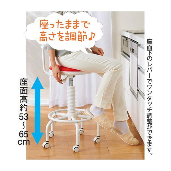 座り心地のよいキッチンチェア