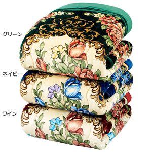 ボリュームたっぷり軽くて暖かい5層構造毛布セット
