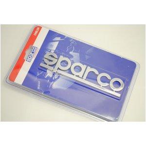 SPARCOロゴのクロームレターエンブレム SPC4207