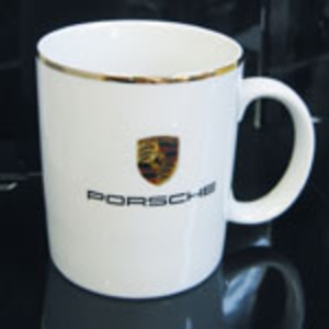 Porschej純正マグカップ - 拡大画像