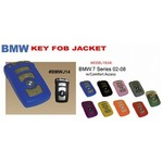Au キージャケット BMW-BMWJ14 ピンク
