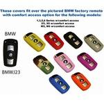 Au キージャケット BMW-BMWJ23 ブルー