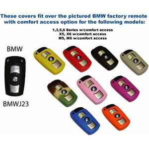 Au キージャケット BMW-BMWJ23 パープル - 拡大画像
