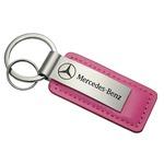US純正 Mercedes-Benz メルセデス・ベンツ キーリング ピンク KRZ-1346PNK