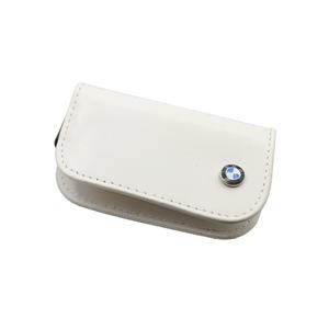 BMW レザー キーケース F系 ホワイト 6958 - 拡大画像