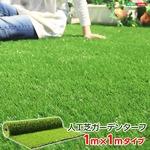 人工芝ガーデンターフ【ARTY-アーティ-】(1×1mロールタイプ)