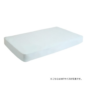 スーパーフィットシーツ|ボックスタイプ(ベッド用)LFサイズ(D-Q) 【ブルー】 - 拡大画像