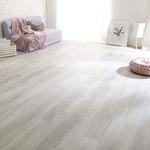 はめこみ式フロアタイル ホワイトオーク 48枚セット 【Wood Flats-ウッドフラッツ-】