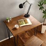 ヴィンテージテーブル 約75cm幅 ウォールナット 組立品