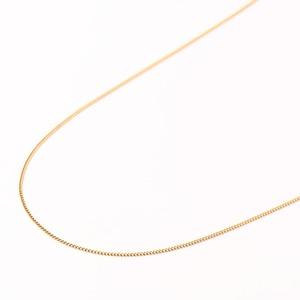 造幣局検定刻印入り 純金 k24 喜平ネックレス42cm - 拡大画像